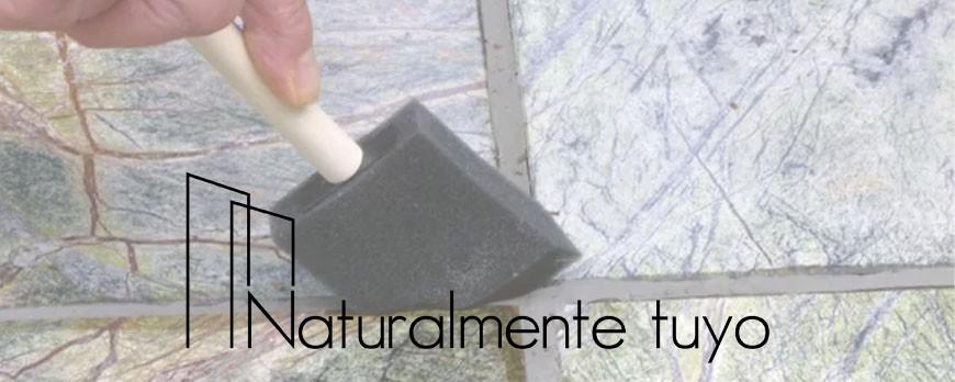 Selladores, un complemento indispensable para piedra natural