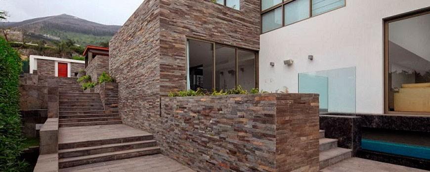 Revestimientos exteriores de piedra natural blog - Revestimientos exteriores para casas ...