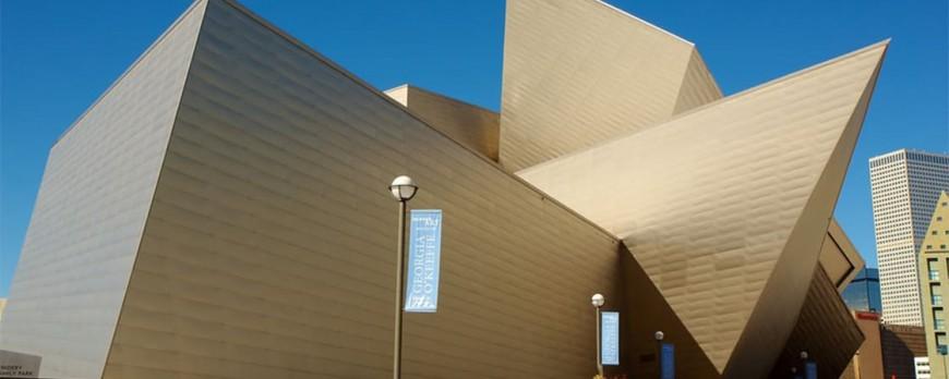 Museo de Arte de Denver. Denver, Estados Unidos.
