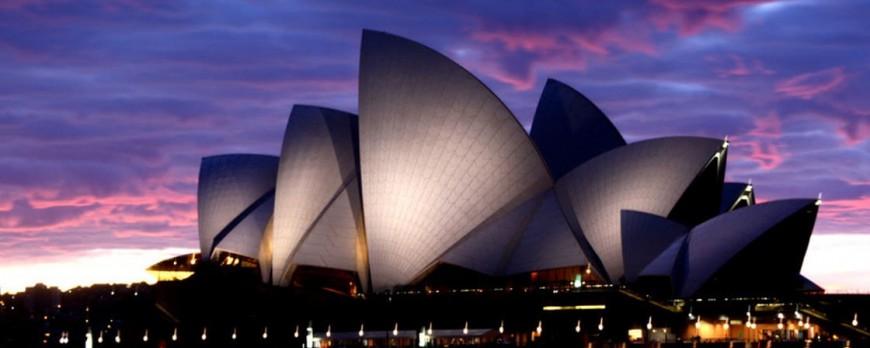 Ópera de Sydney / Jørn Utzon
