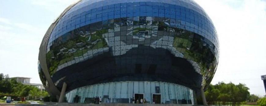 Edificio Infosys. Hinjewadi.